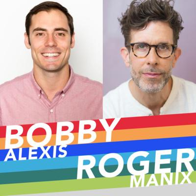 Bobby Alexis and Roger Manix