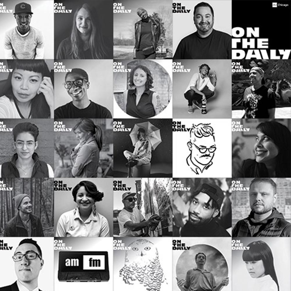 AIGA Chicago On the Daily Podcast